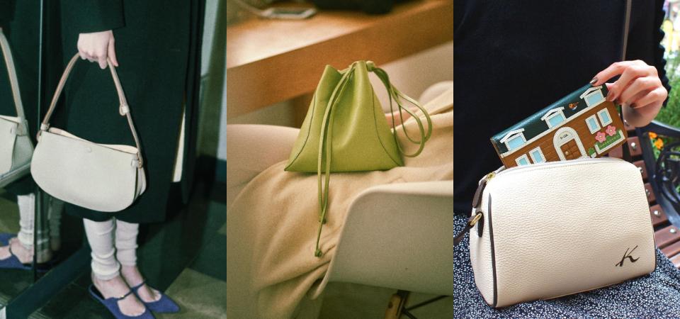 小資女下好離手!日本小眾「包包品牌」推薦,無痛入手還能時髦度升級,肩背包、後背包都想帶回家!