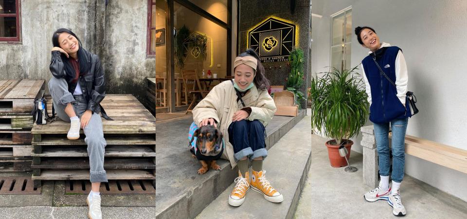 韓風 X 台系的穿搭最對味!破解 YouTuber「韓勾ㄟ 金針菇」 3 大穿搭巧思,讓你輕鬆穿出韓妞味