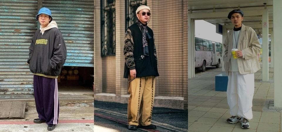男生「秋冬復古穿搭」提案,Smart Casual、日系街頭一應俱全,跟著搭黨穿出與眾不同!