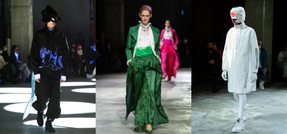 高橋盾強勢回歸東京時裝週,UNDERCOVER 結合《新世紀福音戰士》曠世巨作,展現動漫與時尚的完美結合!