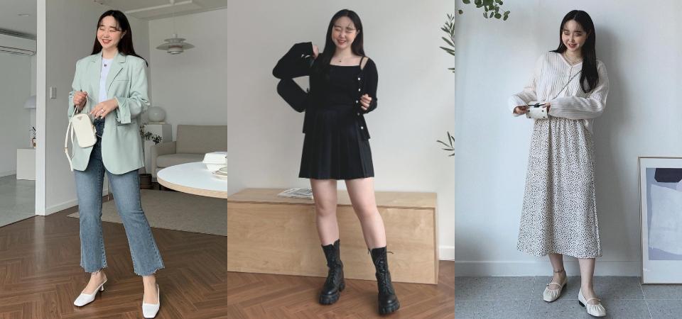 誰說瘦即是美?推薦「微胖女生」各種風格穿搭提案,穿出你的自信時髦!