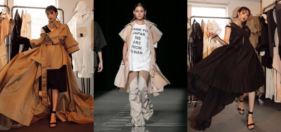 台灣品牌「Seivson」不僅展現女性的力量與柔美,更被日本權威媒體 Women's Wear Daily 評為第一!