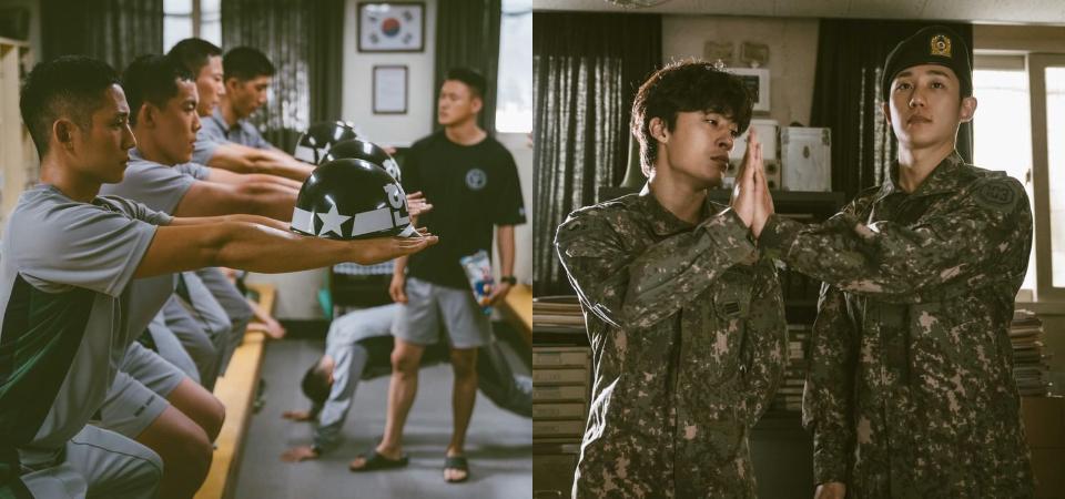 Netflix 韓劇丁海寅主演的《D.P》揭軍中霸凌逃兵黑幕,連北韓都直言:地獄般的軍旅生活!