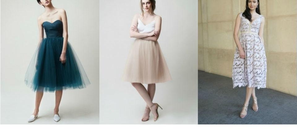 灰姑娘也能變公主,千萬不能錯過的仙女裙品牌!