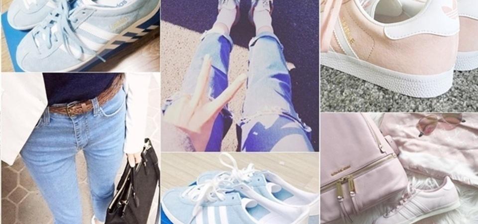 adidas Originals夏季再霸推!嫩綠甜粉「Gazelle」雙殺、直勝Stan Smith♥