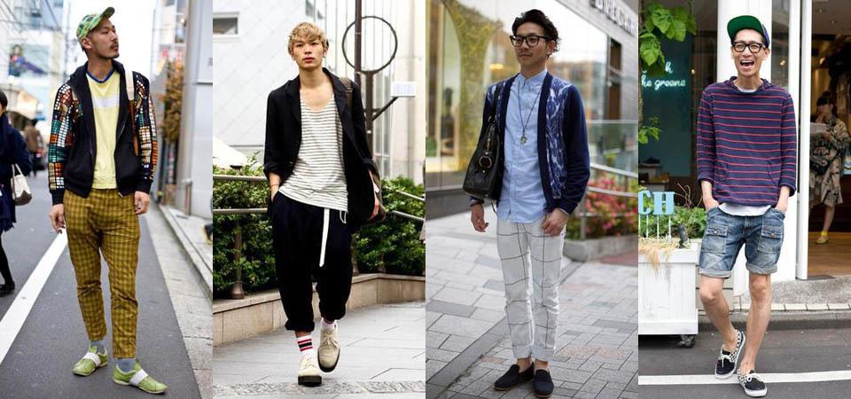 東京街頭直擊!日本時尚潮人穿搭3大鐵則!