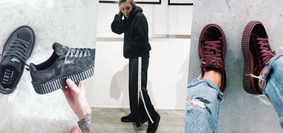 時尚圈持續延燒的 PUMA Creeper Velvet 系列,這樣搭讓帥氣的個性風格更極致!
