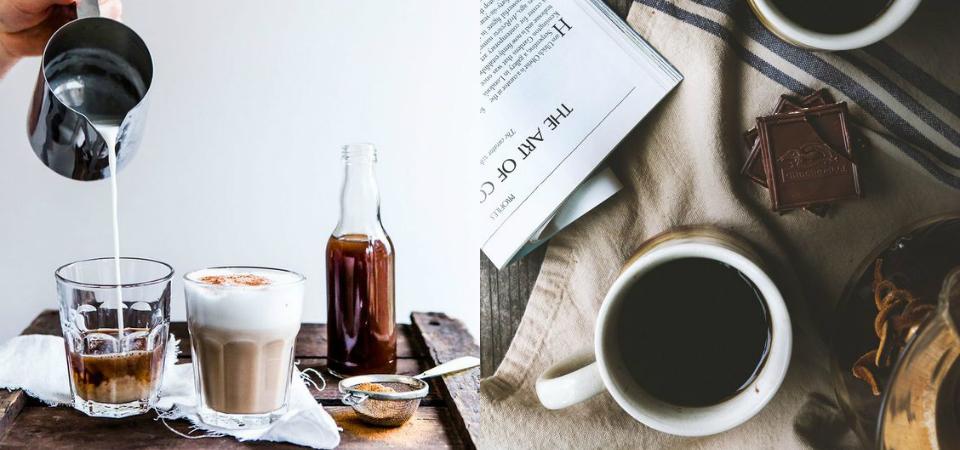 看來這下真的戒不掉咖啡了!盤點5個看了只能更愛咖啡的原因
