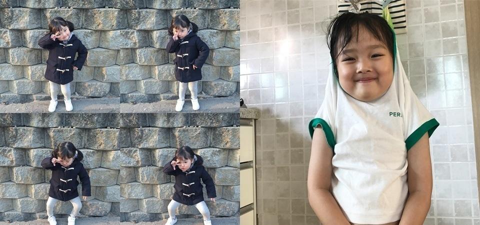 才四歲的她居然粉絲破百萬!!快來看看她有什麼吸引大家立馬追蹤的魅力!