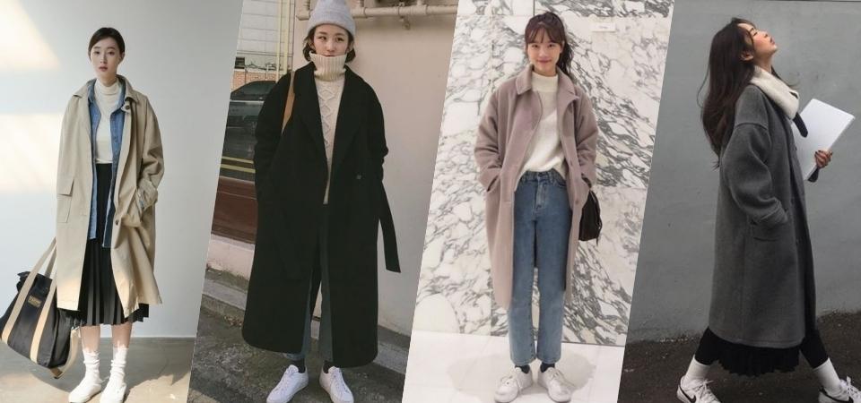 冬日大衣不嫌多!3 個要點讓你輕鬆掌握大衣穿搭,整個冬天不只保暖也有型