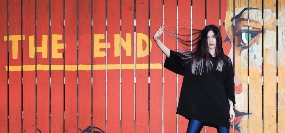 時尚搖滾七年級女聲 管罄『熱血翻唱灌籃高手』