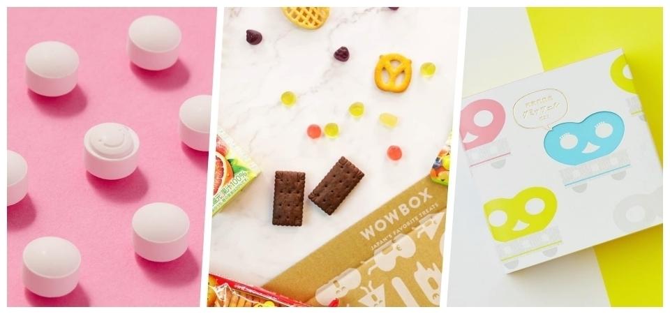 最『 WOW 』的日本零食每月宅配到府,讓你成為辦公室人氣王!