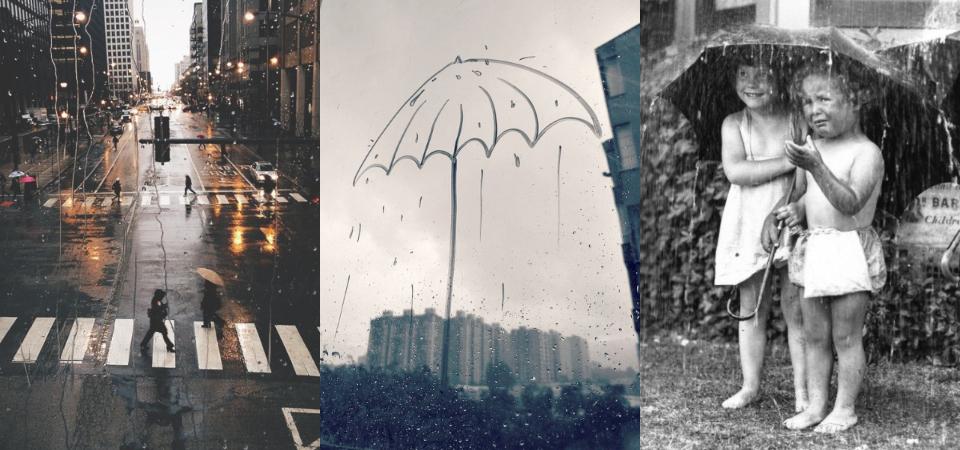 雨傘不是被偷就是忘了拿!盤點雨天 8 件最惱人的事,看看你也深刻體會了幾樣吧!