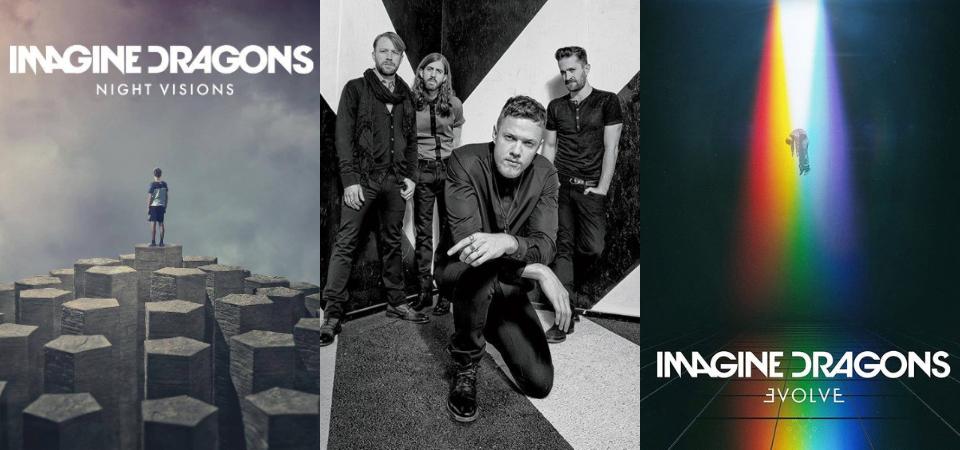 「無敵破壞王 2 」主題曲是他們唱的!不走煽腥色路線,總是唱著激勵歌曲的 Imagine Dragons!