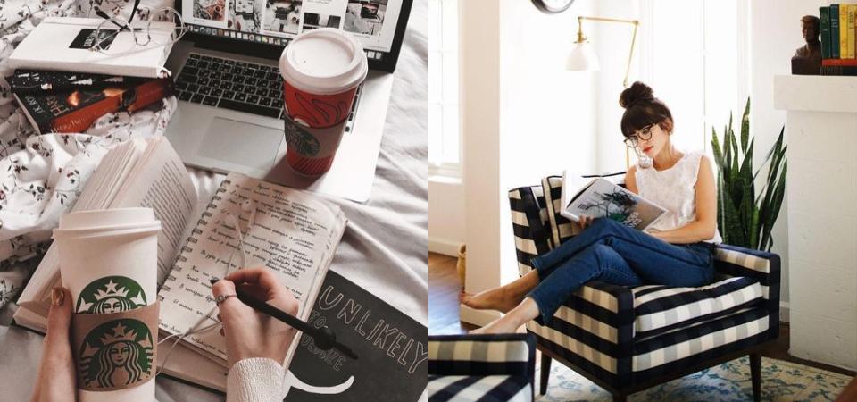 學英文好難?只要每天學一點其實就不難!四個 Instagram 帳號保證學英文可以很有趣!