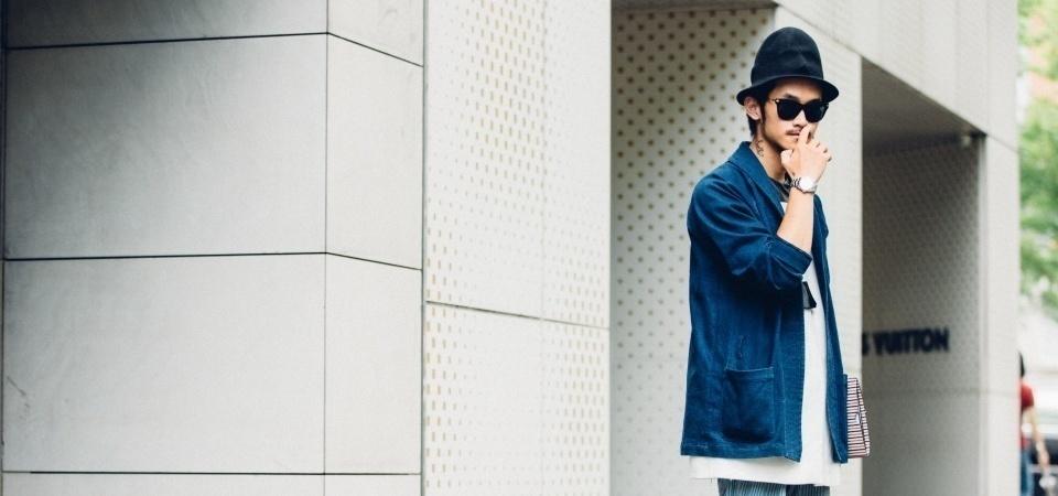 走出我的時裝周,Dappei 與時尚編輯 Heaven Raven 烏鴉專訪