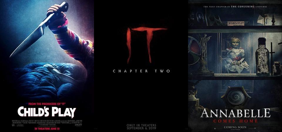 準備好你的膽子!小丑、安娜貝爾、恰吉將帶著續集讓你回到最可怕的夢魘之中!