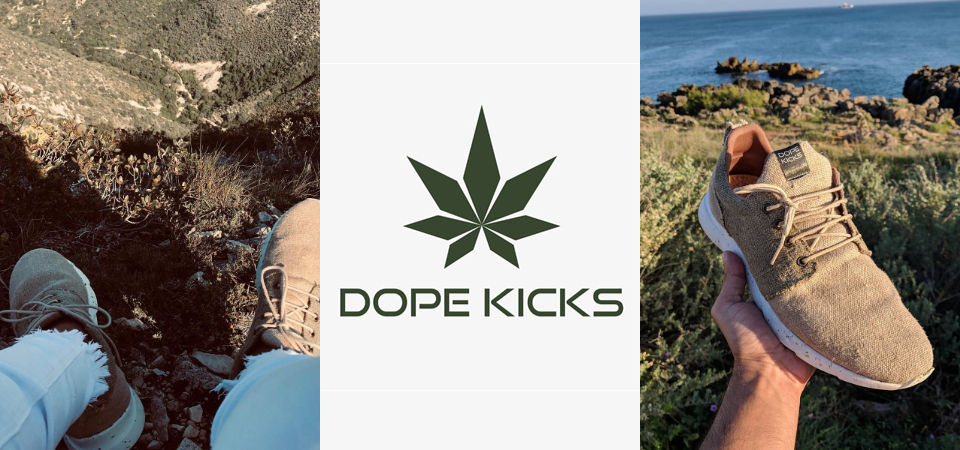 大麻比鋼鐵還堅硬 10 倍!別懷疑你的眼睛,全世界第一雙以「大麻葉」當材質的環保防水鞋在這!