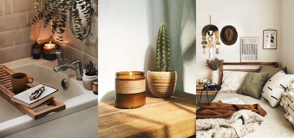 加州天然香氛蠟燭「P.F. Candle Co.」,迷人香氣會是今年寒冬裡最暖心的調味!