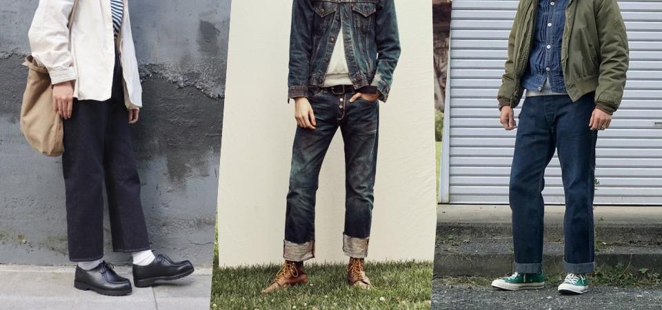 直筒牛仔褲怎麼穿?3 種不同身形,分別留意這些小細節就穩妥!