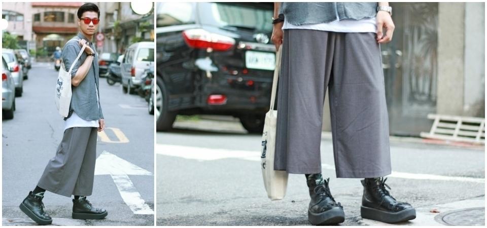 《灰色實搭性最高》時髦男生務必要嘗試一下的 GROUTFIT 穿搭技巧!