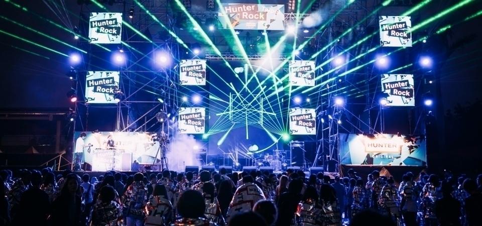 2015 HUNTER ROCK! Dappei 帶你現場直擊荒野搖滾的音樂祭典