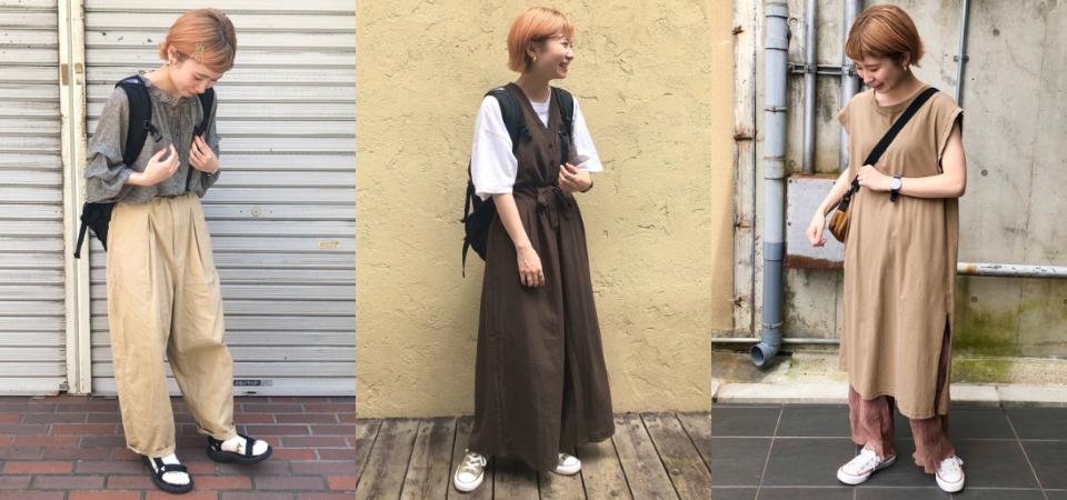 專屬「小隻女」的日系感!153 cm 照樣可以穿出多層次,各式單品穿搭靈感請收下!