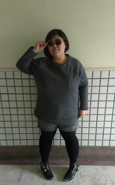 時尚穿搭:灰色調
