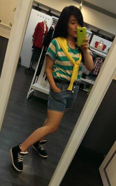 時尚穿搭:Ai Chen Yeu 2014-03-07的搭配