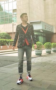 時尚穿搭:Strike Lin 2014-03-07的搭配