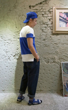 時尚穿搭:Arkey Lin 2013-10-04的搭配