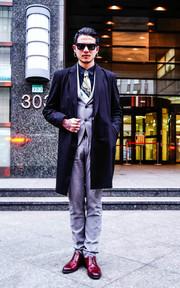 Suit  Walk 紳士活動&太久沒上傳搭配了 失職