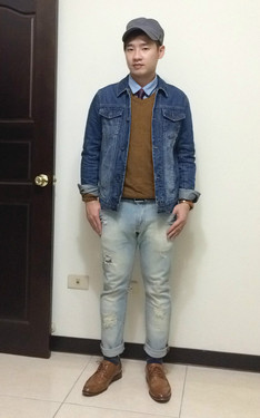 時尚穿搭:Denim X Gentleman