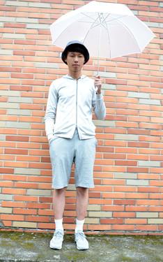 時尚穿搭:雨天機能行頭