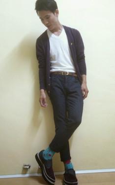 時尚穿搭:Bob Huang 2013-10-11的搭配