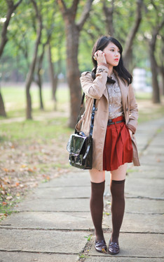 時尚穿搭:The Classic Trench Coat