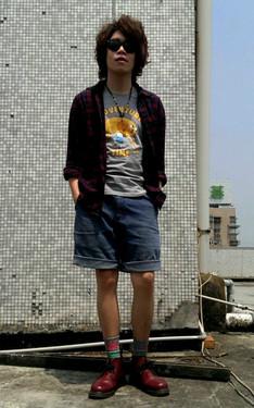 時尚穿搭:陽光很大我也沒有辦法