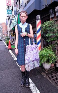 時尚穿搭:大阪走到腿快斷