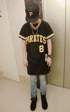 時尚穿搭:pirates x adyn oversize