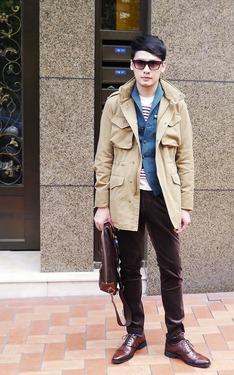 時尚穿搭:今天的冬天還很長,我不願換季