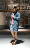 PLAIN-ME 迷彩短褲的時尚穿搭
