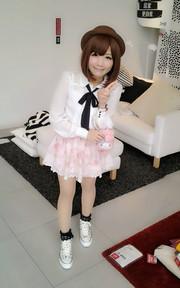 傻笑王 2013-09-12的搭配