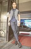 CHAINLOOP X DESACCORD 牛仔褲的時尚穿搭