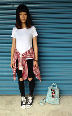 時尚穿搭:米妮走樣.