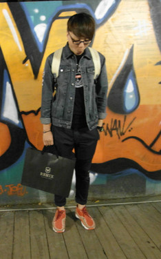 時尚穿搭:Lin Wei Weng 2013-10-24的搭配