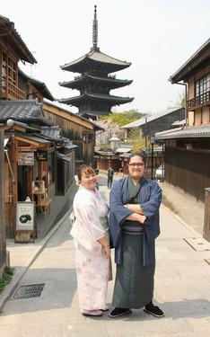 時尚穿搭:京都日和和服一日行
