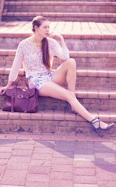 時尚穿搭:逛街搭配