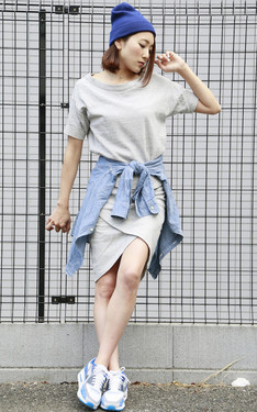 時尚穿搭:CASUAL/SPORTY SET UP STYLE