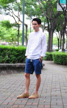 時尚穿搭:留白就是美