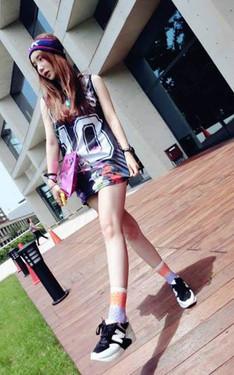 時尚穿搭:Claire 2014-06-21的搭配
